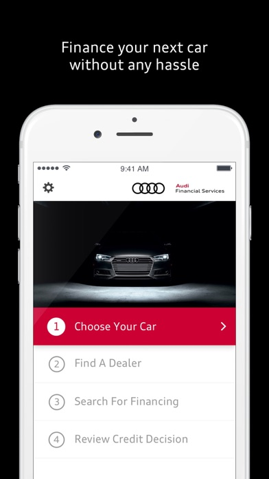 Audi Financial App Price Drops - Audi financial
