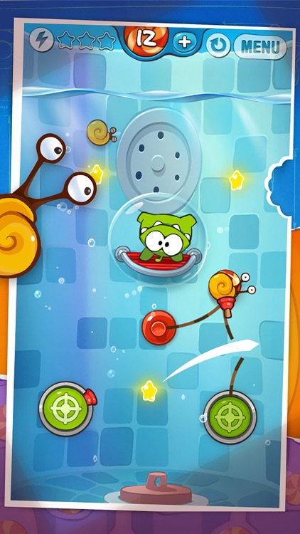 Cut the Rope: Experiments ™ screenshot-3