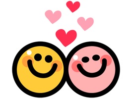 Smiley face Sticker 2
