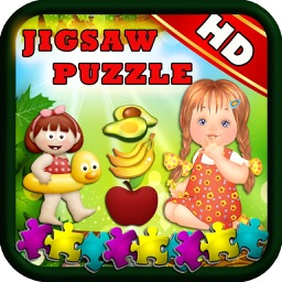 123 Counting Fruit Jigsaw Puzzle