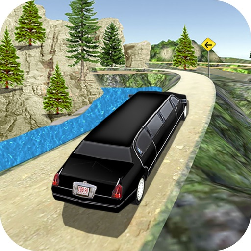 Off-Road Limousine Hill Climbing : Real Car Drive
