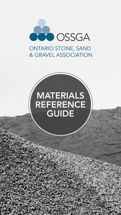 OSSGA Material Reference Guide
