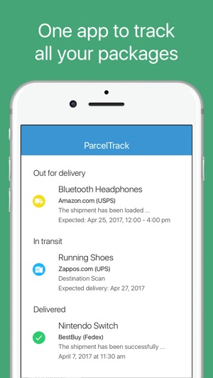 lds delivery tracking