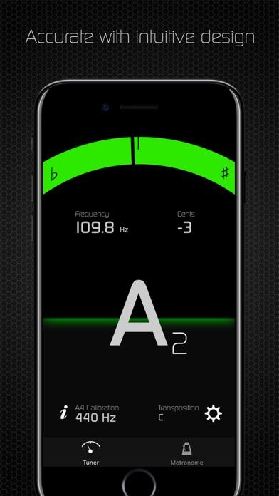 Tunerpro: Chromatic tuner & Metronome   App Price Drops