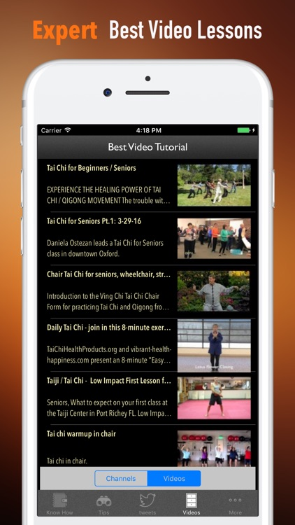 Tai Chi for Seniors-Exercises Guide and Health