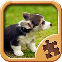 Cute Puppies Jigsaw Puzzles - Real Puzzle Games