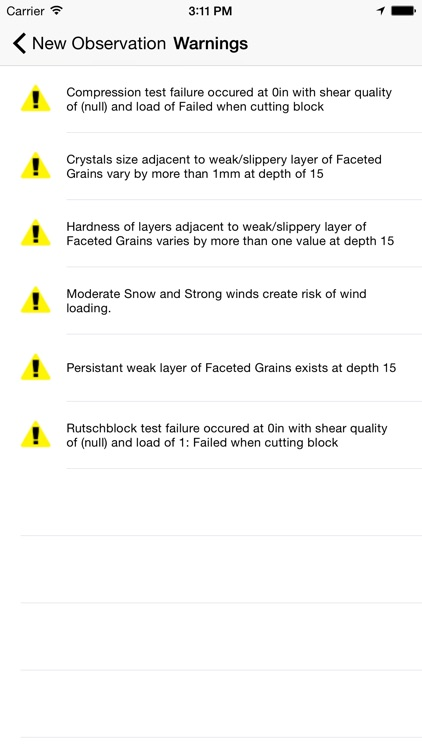 Ullr's Mobile Avalanche Safety Tools screenshot-3