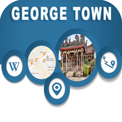 Georgetown Guyana Offline City Maps Navigation