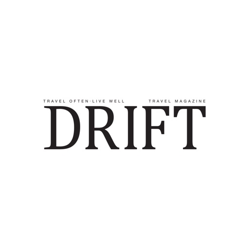 DRIFT Travel Magazine