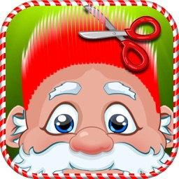 Santa Claus Hair Salon - Christmas Gift