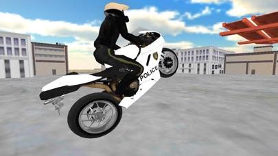Police Motor-Bike City Simulator 2のおすすめ画像1
