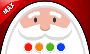 Coloring Your Santa MAX
