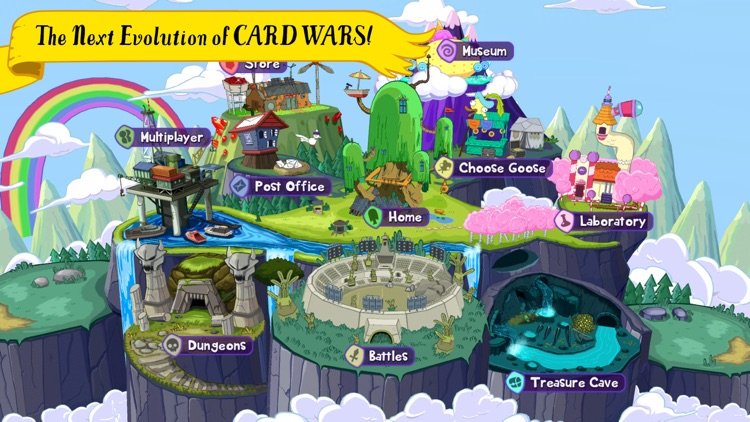 Card Wars Kingdom - Adventure Time screenshot-0
