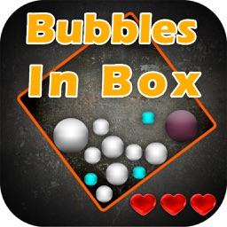 Bubbles in box - صندوق الفقاعات