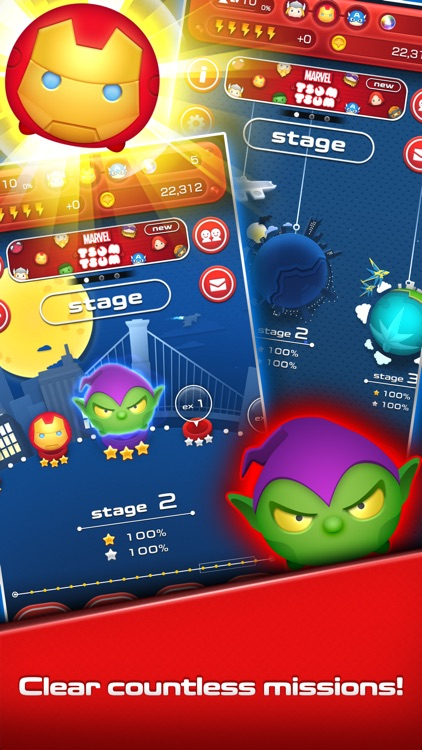 MARVEL Tsum Tsum screenshot-4