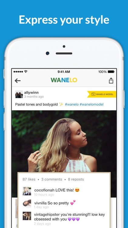 Wanelo Shopping screenshot-3