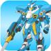 178.机器人大战游戏- 自己拼装组合机甲机器人