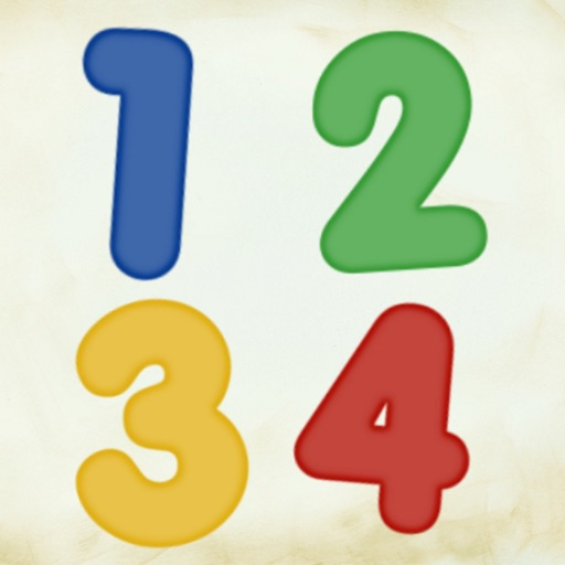 Let's learn! Numbers - count from 1 to 20