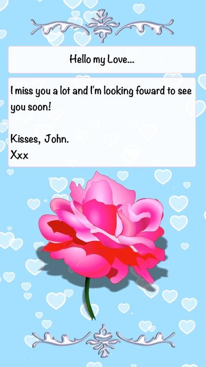 I Love You • for Messenger screenshot-3