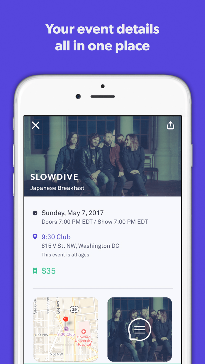 Ticketfly - Events Near You Screenshot