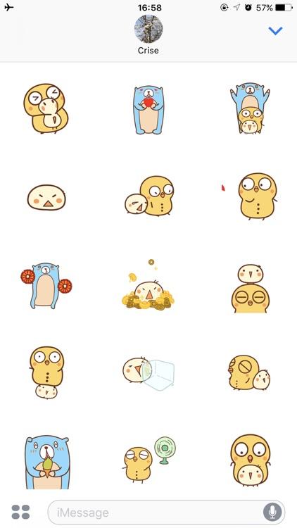 Bromoji Stickers