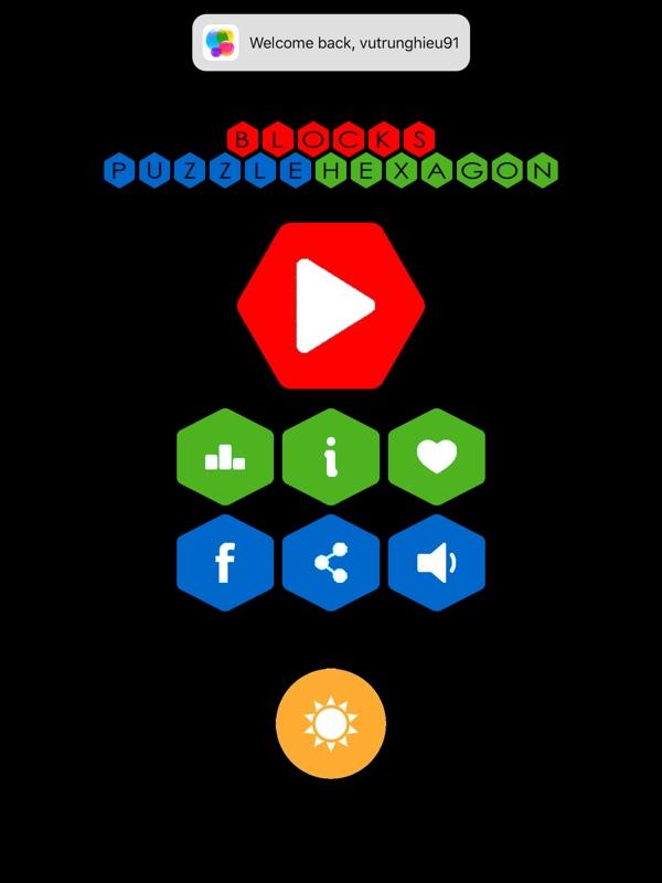 Hexagon Block Puzzle - Online Game Hack and Cheat | Gehack com