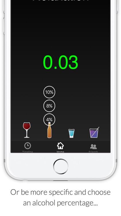 Wingman - EBAC and Drink Counter screenshot-3