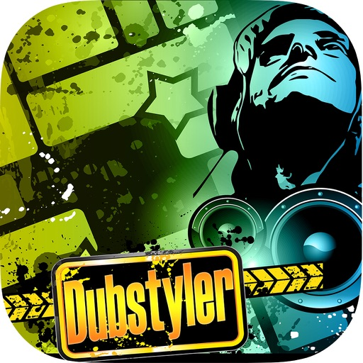 Dubstyler Dubstep Music Drum Machine & Synthesizer icon