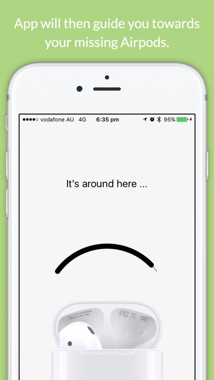 Finder for Airpods - find your lost Airpods screenshot-3