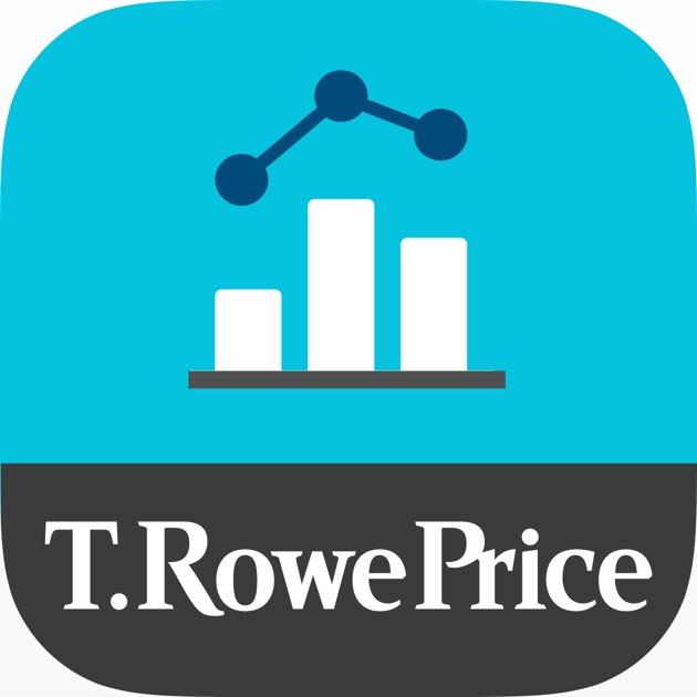t rowe price marketscene on the app store. Black Bedroom Furniture Sets. Home Design Ideas