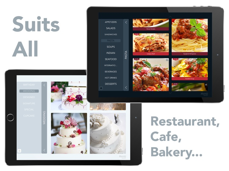 Menu Maker - Restaurants eMenu