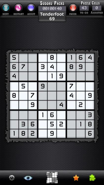 Sudoku Packs screenshot-0