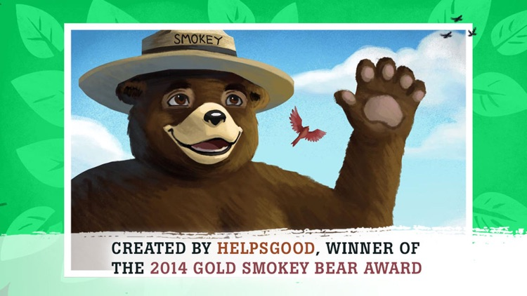 Smokey Bear Books: The Hidden Fire screenshot-4