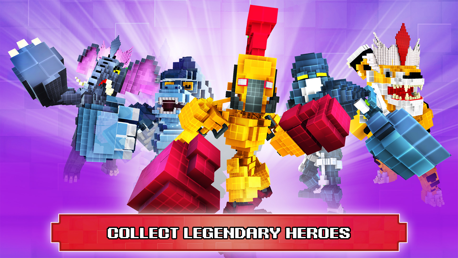 Super Pixel Heroes 2020 screenshot 13