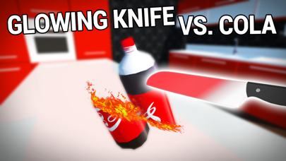GLOWING HOT KNIFE SIMULATOR Screenshot