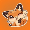 Sly Fox Stickers