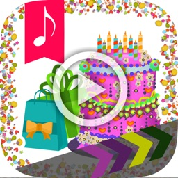Birthday Video SlideShow Maker – Add Music to Pics