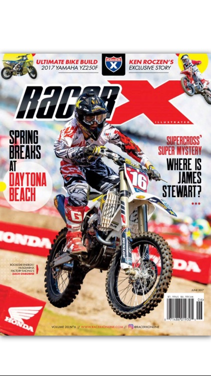 Racer X Illustrated screenshot-0