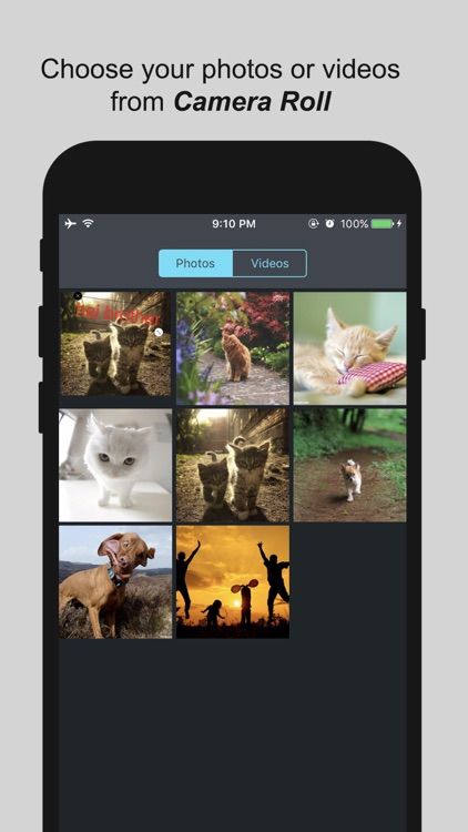 Sneakaboo Photos & Videos Editor