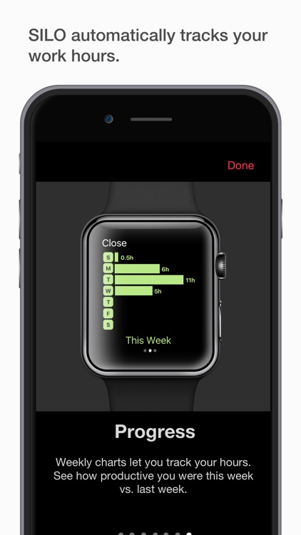 SILO Focus and Study Timer