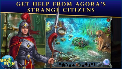 Edge of Reality: Ring of Destiny - Hidden Object screenshot 3