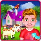 My Family Town Farm Story icon