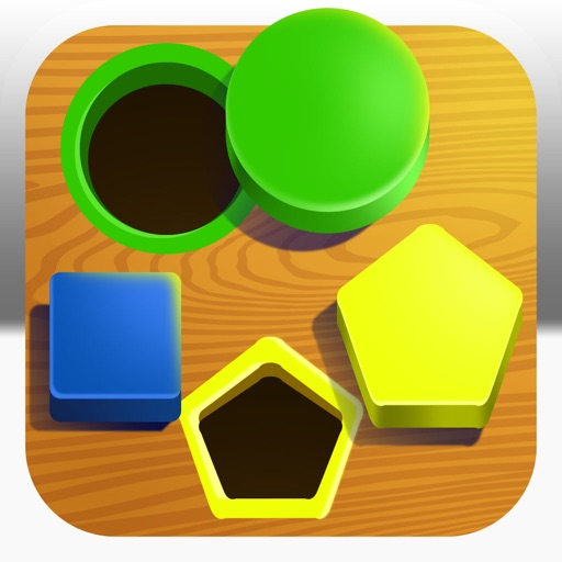 Kids ABC Shapes Toddler Learning Games Free