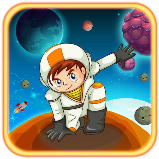 Space Rescue use jet pack to avoid traps & escape iOS App
