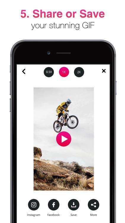 Gif Maker - Quick Video to GIF screenshot-4