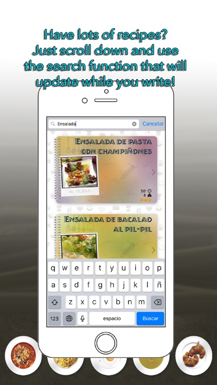 MR My Recipes - Recipes Organizer screenshot-2