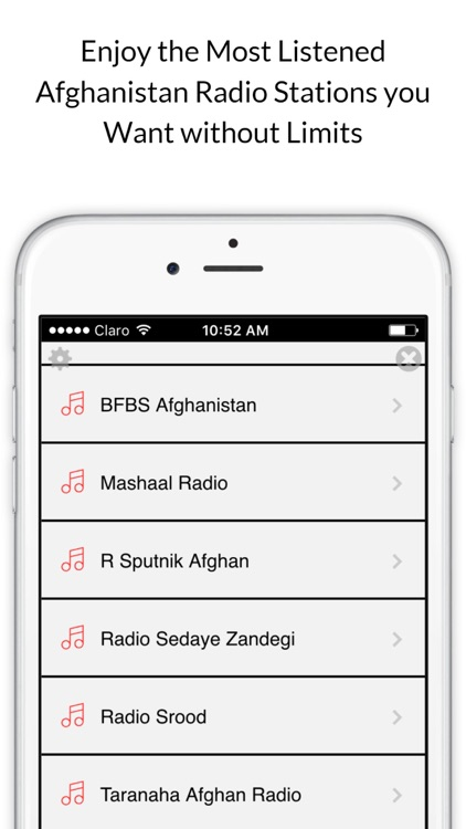 'Afghanistan Radios: The Most  News, Sports Music screenshot-4