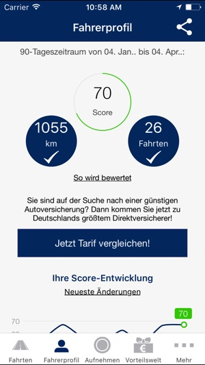 Betterdrive Im App Store