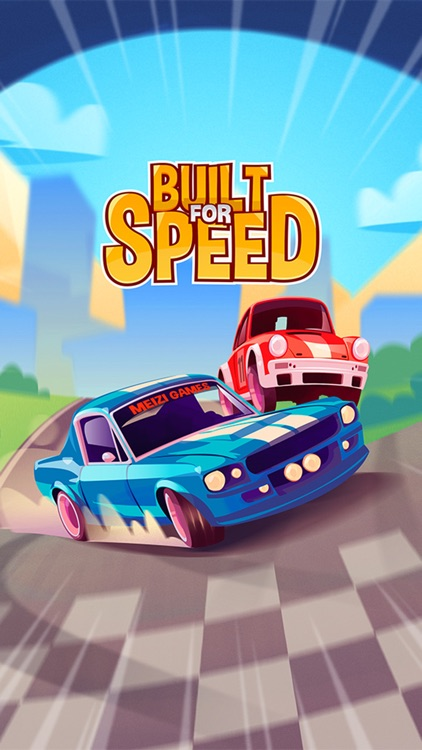 Built for Speed screenshot-0