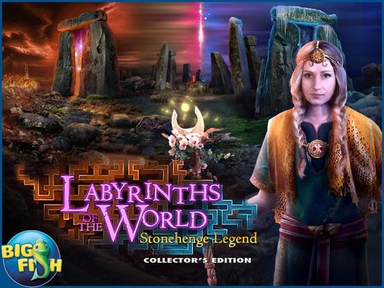 Labyrinths of the World: Stonehenge Legend (Full)のおすすめ画像5
